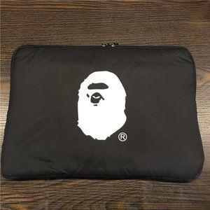 Bape Black Utility Bag